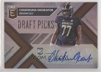 Draft Picks - Chukwuma Okorafor