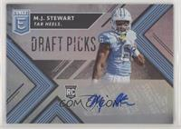 Draft Picks - M.J. Stewart