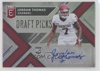 Draft Picks - Jordan Thomas