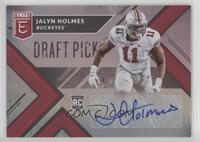 Draft Picks - Jalyn Holmes