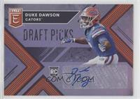 Draft Picks - Duke Dawson
