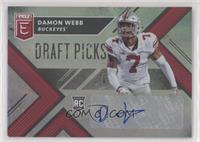 Draft Picks - Damon Webb