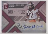 Draft Picks - Terrell Edmunds