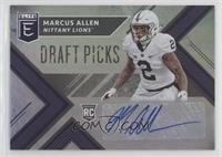 Draft Picks - Marcus Allen