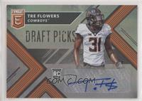 Draft Picks - Tre Flowers