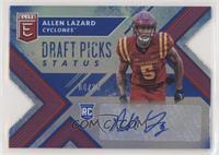 Draft Picks - Allen Lazard /25