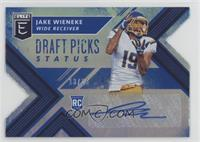 Draft Picks - Jake Wieneke /25