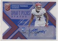 Draft Picks - Jordan Thomas /25