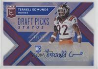 Draft Picks - Terrell Edmunds /25