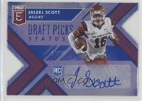 Draft Picks - Jaleel Scott /25