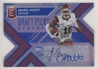 Draft Picks - Jaleel Scott #/25