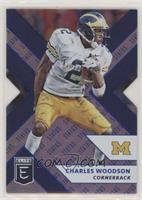 Charles Woodson [EX to NM] #/25