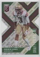 Draft Picks - Derwin James #/5