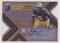 Draft Picks - Mike McCray #/10