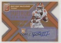 Draft Picks - Ray-Ray McCloud #9/10