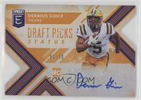 Draft Picks - Derrius Guice /10