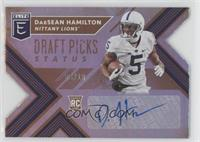 Draft Picks - DaeSean Hamilton /10