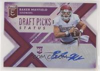 Draft Picks - Baker Mayfield /49