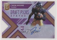 Draft Picks - J'Mon Moore #/99