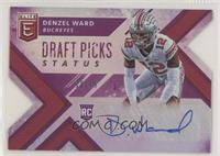 Draft Picks - Denzel Ward #/49