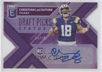 Draft Picks - Christian LaCouture /99