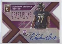 Draft Picks - Chukwuma Okorafor /99