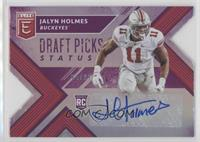 Draft Picks - Jalyn Holmes /99