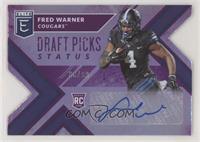 Draft Picks - Fred Warner #/99