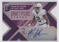 Draft Picks - Marcus Allen /99
