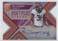 Draft Picks - Tre Flowers /99