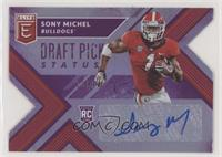 Draft Picks - Sony Michel #13/49