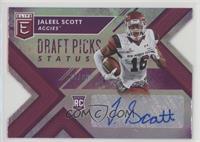Draft Picks - Jaleel Scott /99