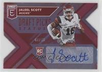 Draft Picks - Jaleel Scott #/99