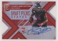 Draft Picks - Courtland Sutton #11/30