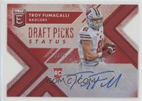 Draft Picks - Troy Fumagalli /49