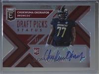 Draft Picks - Chukwuma Okorafor /49