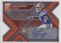 Draft Picks - Duke Dawson /49