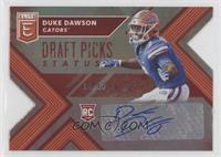Draft Picks - Duke Dawson #/49