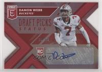 Draft Picks - Damon Webb /49