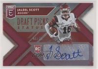 Draft Picks - Jaleel Scott #/49
