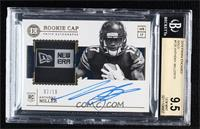 Rookie Cap Patch Autograph - Anthony Miller [BGS 9.5 GEM MINT] #…