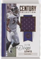 Ray Lewis #/50