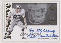 Ted Hendricks #2/5