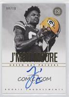 J'Mon Moore #/10