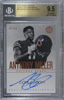 Anthony Miller [BGS9.5GEMMINT] #/50