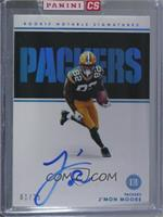 J'Mon Moore [Uncirculated] #/25