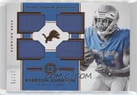 Kerryon Johnson #/75