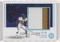 Ray Lewis #/25