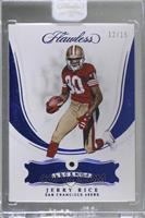Legends - Jerry Rice [Uncirculated] #/15