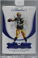 Aaron Rodgers [Uncirculated] #/15